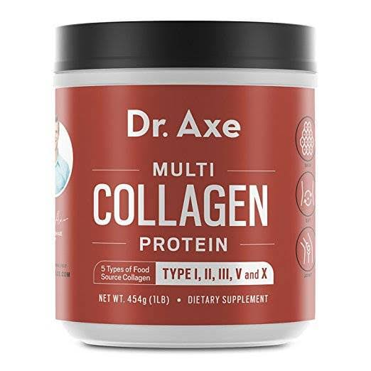 Dr. Collagen Multi Collagen Protein Powder Dietary Supplement - 1lb