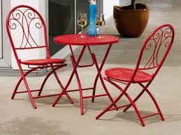 fred meyer bistro set named peggy sue they come in red and whit