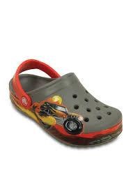 100 Truck Outlet Usa Crocs Crocband Monster Clog Black Kids Shoes Boys