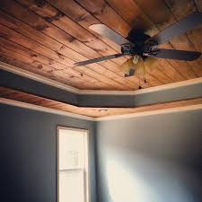 Bedroom Ceiling Ideas Pinterest by Best 25 Wood Ceilings Ideas On Pinterest Wood Plank Ceiling
