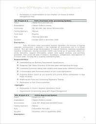 Manual Testing Resume Samples Resumes Sample For 2 Years Experience Freshers