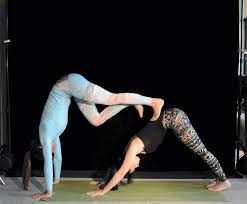 Want To Get More Out Of Your Yoga Practice Grab A Friend