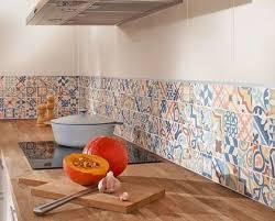 fa nce de cuisine carrelage cuisine sol et mur 20 modèles côté maison