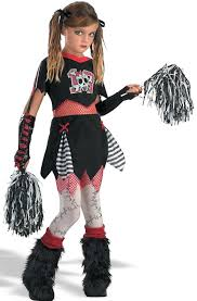 Scary Characters For Halloween by Cheerless Leader Child Costume This Is The Cheerleader Halloween