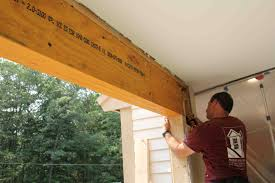 Hanging Drywall On Ceiling Joists by Removing Bearing Walls