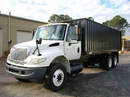 USED 2006 INTERNATIONAL 4400 GRAIN - SILAGE TRUCK FOR SALE IN MD #1287
