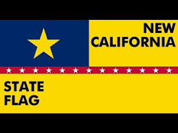 The State Flag Of New California