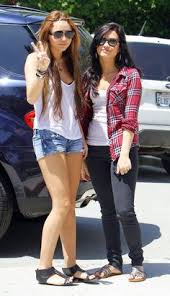 Modern fashion icons Demi Lovato The Dashing Diaries