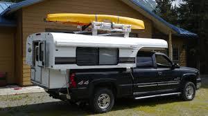 100 Alaskan Truck Camper LoadIt Rack On YouTube