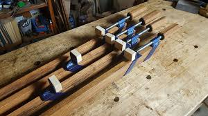 Introduction Wooden Bar Clamps