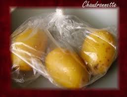 pomme de terre robe de chambre pommes de terre minute les petites recettes de chaudronnette