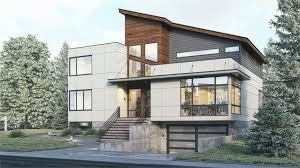 Modern Houseplans Contemporary House Plans Modern Cool Home Plans