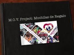 MOV Project Christmas Gift Bag DIY