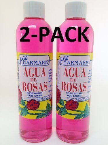 Pharmark Agua De Rosas Rose Water - 8oz