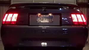 1994 2004 ford mustang fyre flys bright led lights