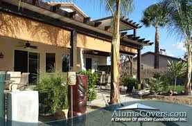 Alumawood Patio Covers Riverside Ca by Aluminum Patio Covers Rancho Cucamonga Alumawood