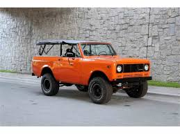 1978 International Harvester Scout II For Sale   ClassicCars.com ... 1962 Intertional Scout 80 Truck Ebay Find Of The Week Harvester Hagerty 1976 Ii 4x4 Trucks Pinterest Motorcar Studio Classic Patina Modern New Legend Runner 20 Inch Rims Truckin Magazine 1980 For Sale Near Troy Alabama 36079 Nemoanything 6 Offroad Every Tells A Story Traveler Pickup T226 St Charles 2011 5k Running Project 1964 Bring Found Off The Street 1978 Terra