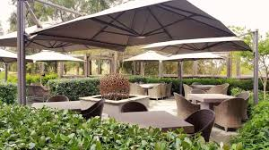 Outdoor Umbrellas For Restaurant Areas