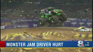 Video Shows 'Grave Digger' Injury Incident At Tampa Monster Jam Monster Jam Madusa Vs Wolverine Truck From Tampa 2013 2012 Crash Compilation 720p Youtube Tickets And Giveaway The Creative Sahm Thrifty Frugal Living Triple Threat Series Meet The Two Women Driving Big Trucks At In Comes To Tampas Raymond James Stadium Saturday 2016 2018 Team Scream Racing Truck Tour Los Angeles This Winter Spring Axs Returns To At Amalie Arena With Two Shows On 2017 Big Trucks Loud Roars Fun Fl