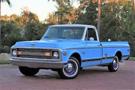 100 Texas Trucks 1969 Chevy C10 LWB TEXAS TRUCKS CLASSICS