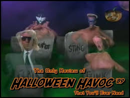 Halloween Havoc 1997 Hogan Fan by The Only Review Of Halloween Havoc 1989 That You U0027ll Ever Need