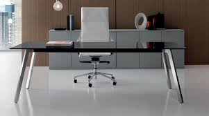 bureau direction verre bureaux de direction bureau direction verre soho mobilier de