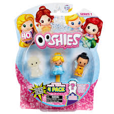 Disney Garden Decor Uk by Disney Princess Ooshies Pencil Toppers 4 Pack Series 1 Toys R Us