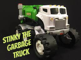 Unboxing Matchbox's Stinky The Garbage Truck - YouTube Matchbox Big Rig Buddies Scrap Yard Adventure Playset Review Real Workin Talking Garbage Truck Mr Dusty Toysrus Gift Idea Wvol Friction Powered Only 824 Amazoncom Sweep N Keep Toys Games Mattel Stinky The Kids Interactive Sing The Walmartcom Salvage Transformers Rescue Stinky Garbage Truck In Blyth Northumberland Gumtree Hobbies Tv Movie Character Find Target Best In Word 2017