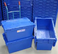 Plastic Crate Hire