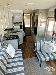 100 Amazing Rustic RV Interior Remodeling Design Hacks Ideas