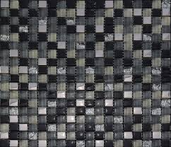 glass mosaic tile backsplash kitchen metal coating tile designs zz019