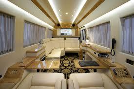Van Interior Design Custom With Sprinter Interiors Becker Automotive Design39s