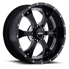100 Black And Red Truck Rims Aftermarket Wheels Novakane SOTA Offroad