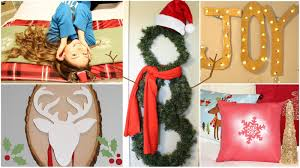 9 DIY Holiday Winter Room Decorations Gift Ideas