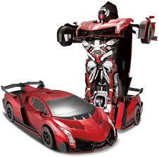 krypton tt667 rc radio remote control transformer vehicle car