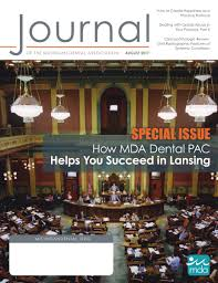 Journal Of The Michigan Dental Association