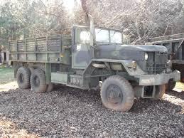 100 5 Ton Military Truck AM GENERAL TON MILITARY TRUCK Amherst VA 101883394