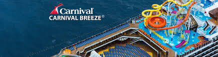 carnival breeze cruise ship 2017 and 2018 carnival breeze