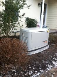 Generac Portable Generator Shed by Automatic Generators Generac Generator Installation Kelly Electric