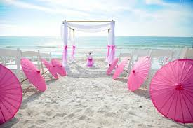 Parasols Do Double Duty As They Not Only Make A Stunning Display Of Color For Your Aisle Also Serve To Protect Guests From The Sun
