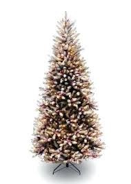 32 28 Socket Pre Wired Christmas Tree Artificial Trees Indoor Lit