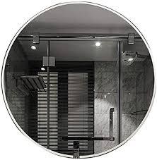 abcwy wand badezimmerspiegel runder
