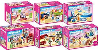 geobra brandstätter playmobil dollhouse 6er set 70206