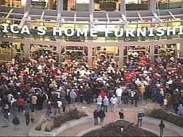 Black friday Crowds 2010 NBCActionNews Kansas City Gallery