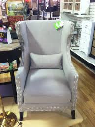 Wingback Chair, TJ Maxx Home Goods | Beautiful Home | Pinterest ... Chair Exquisite New Arc Ll Bean Adirondack Chairs For Exterior Round All Weather Wicker Vernazza Set Of 2 Home Goods Best 25 Accent Chairs Ideas On Pinterest For Design Leather Chaise Walmartcom 728 Best Ideas Images Lounge Living Room 14 3 Home Goods Bright Blue Sofas Chesterfield Club Primer Gentlemans Gazette Accent Feng Shui Design Your At Www Bonkers Bohemian Interiors Folk Art Armchairs And Welles Barstool My Chair I Bought My Cute Vanity Makeup