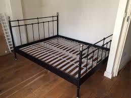 Svelvik Bed Frame by Ikea Svelvik Bed Frame With Slatted Bed Base In Somerset