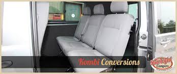 VW Camper Conversions West Midlands Van Hire T2 T25 T4 T5