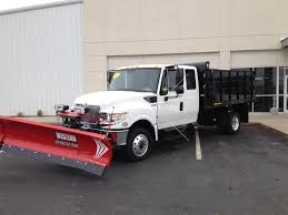 100 Plow Trucks For Sale 2014 INTERNATIONAL TERRASTAR 4x4 Medium Duty
