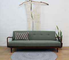 West Elm Bliss Sofa Craigslist by Greaves U0026 Thomas Mid Century Sofa Bed Day Heals Danish Retro