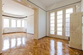 100 European Home Interior Design Empty Freshly Renovated Old Style European Home Interior